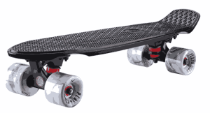Playshion Complete Mini Cruiser - toddlers skateboard