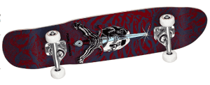 Powell-Peralta Skull & Sword - best skateboard brands for beginners