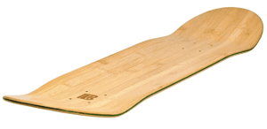 Bamboo Skateboards Blank Skateboard Deck - blank skateboard decks