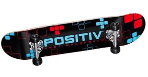 POSITIV Team Complete Skateboard - best complete skateboards