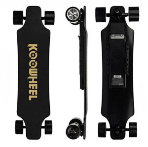 Koowheel Electric Skateboard - best cheap electric skateboard
