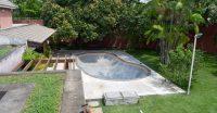 Private Backyard Pool Rio   Indoor skatepark in Rio de ...