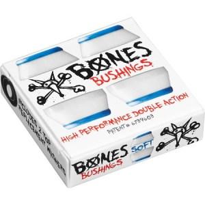 Bones – Hardcore Bushings 3 Soft – White 81A – 1SIZE – 149sek