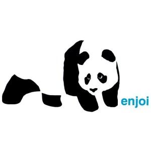 Enjoi Logo Stickers 10 pack – 150sek
