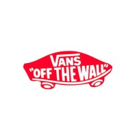 Vans Off The Wall Sticker in stock at SPoT Skate Shop