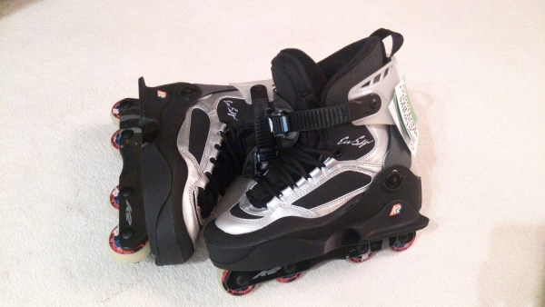 Oneblademag - K2 Unnatural Inline Skate