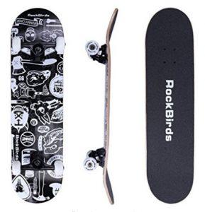RockBirds 31'' Complete Skateboard
