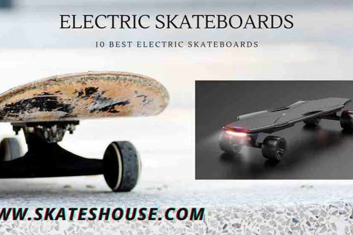 10 Best Electric Skateboards