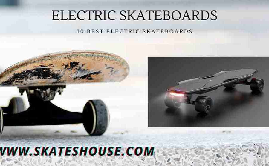 10 Best Electric Skateboards