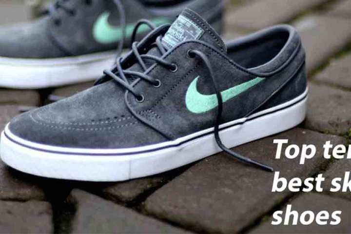 Top 10 Best skate shoes