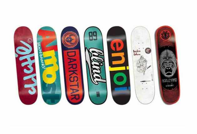 Best skateboard decks 2020