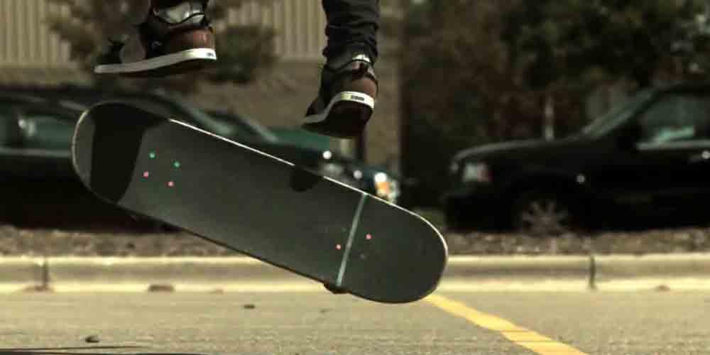 skateboard learning