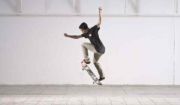 skateboard frontside tricks