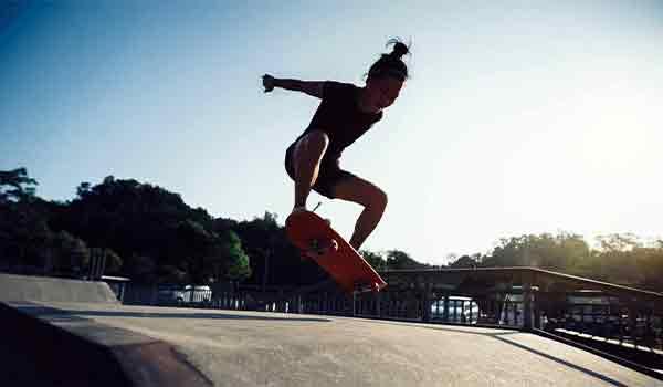 skateboarding health benefits