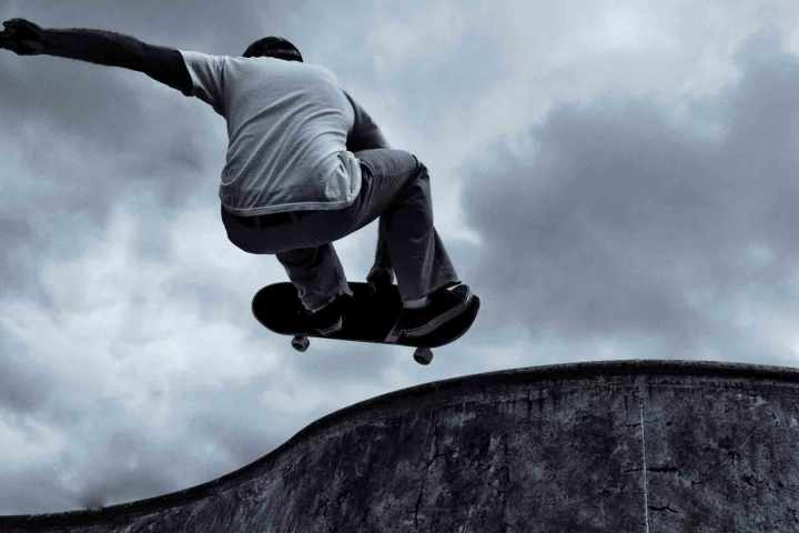 is skateboarding good for losing weight_Is Skateboarding Good Exercise