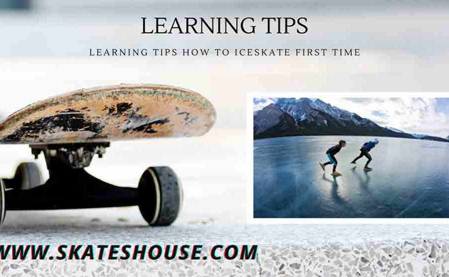 Learning Tips How to Iceskate First Time
