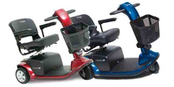 The Drive Medical Scout Transportable Scooter
