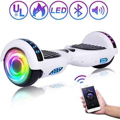 Sisigad Pure Color Hoverboard