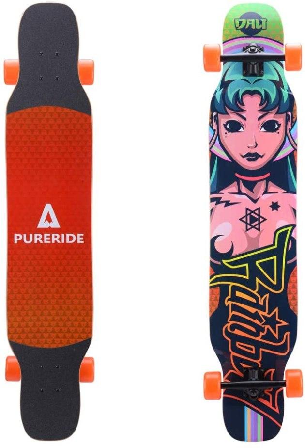 Best freestyle skateboard