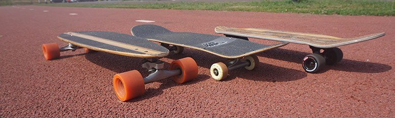 Difference between Longboard vs Cruiser Board