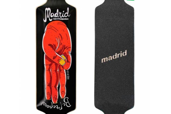 Madrid Longboards