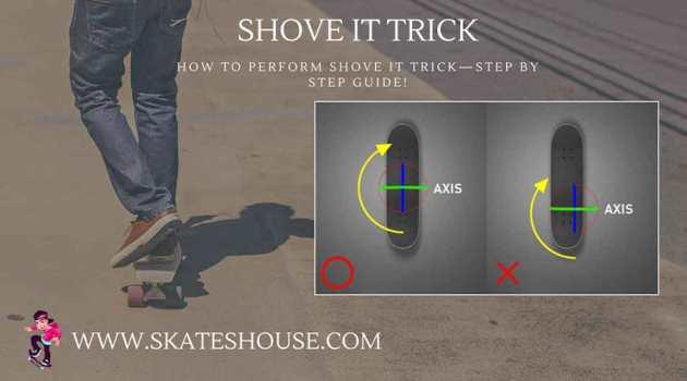 Shove It Trick