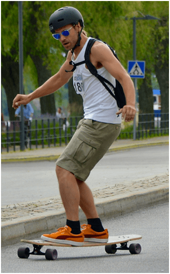 To riding a longboard foot braking is very important. longboard 101 will help you to know about foot stance.