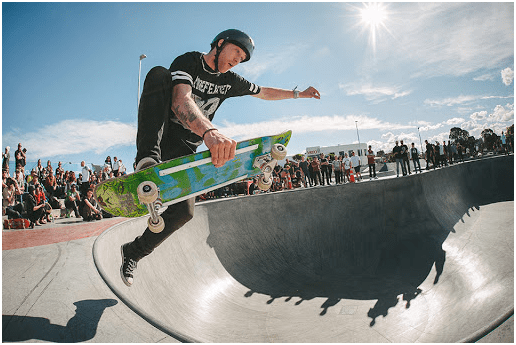 It's important to know about Skateboard Bowl Tricks for all with all the tricks.
