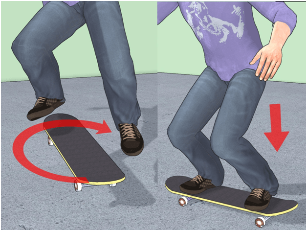 If you want to ride a longboard or skateboard then you have to know how to shove it trick ...