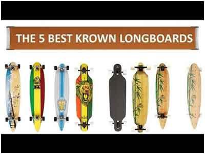 best krown longboards
