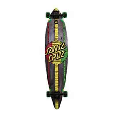Santa Cruz Skate Mahaka Rasta Cruzer Skateboard