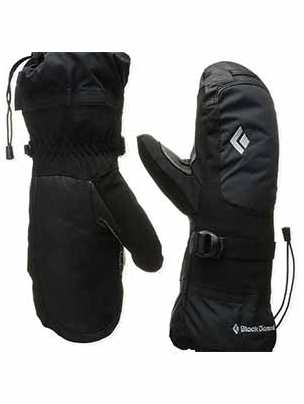 Black Diamond Mercury Mitts Cold Weather Mittens is one of the best mitten in the market.