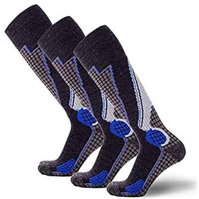 Pure Athlete High-Performance Wool Socks