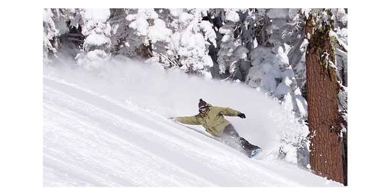 How easy is it to learn how to turn on a snowboard?