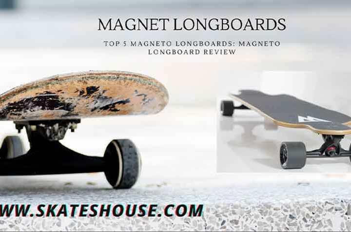 Magneto longboard is a good standard longboard with classic design.