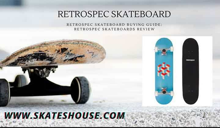 Retrospec skateboard is an affordable longboard on the market because of it's design, product quality and comfortable.