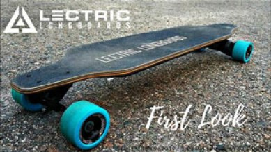 lectric longboards are quite amazing when it comes to comfort.