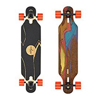 Loaded Boards Icarus Bamboo Longboar