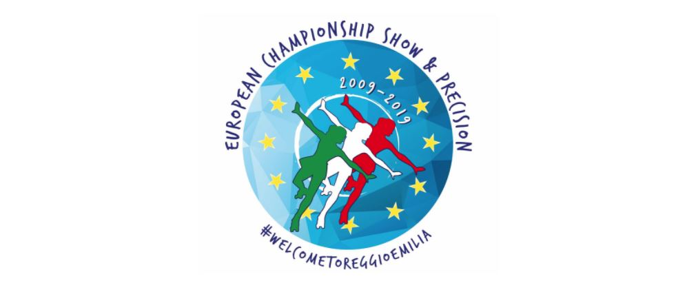 Campionato europeo show precision 2019 - Reggio Emilia Italia