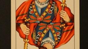 Der Karo Könisch – frisst viel und scheißt wenisch