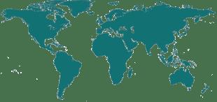 Weltkarte mit der Aufschrift: Was liegt wo? Länderquiz Welt. kostenloses Geoquiz