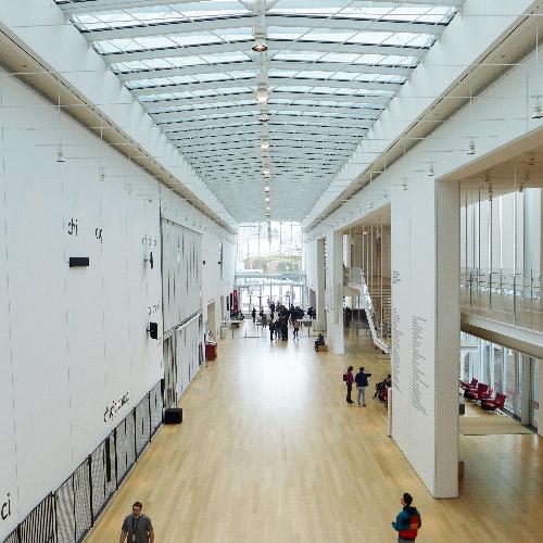 Chicago. L'institut d'arts.