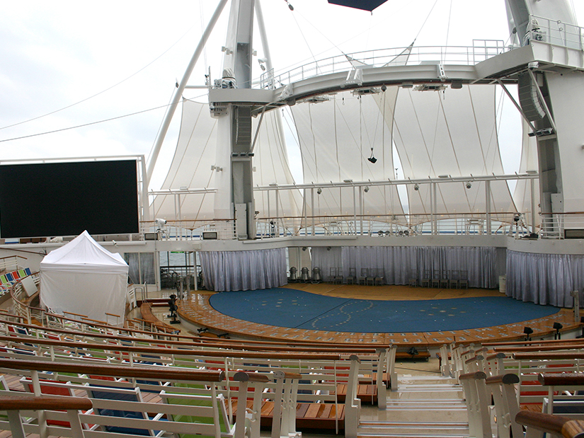 AquaTheater - Harmony of the Seas