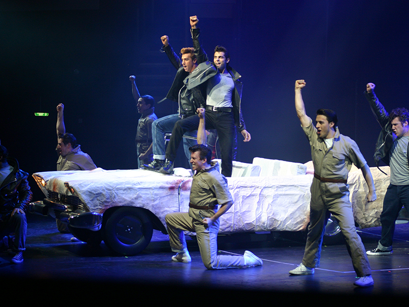 Grease - The Royal Theatre - Harmony of the Seas