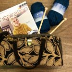 Skein yarn store for knitting, crochet, knitting supplies, knitting pattern