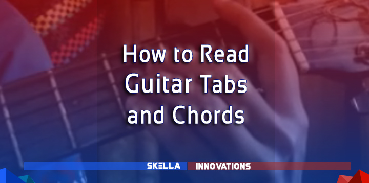 Learn How to read guitar tabs and chords | Guitar Lessons