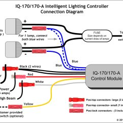 Trail Tech Light Switch Wiring Diagram Simple Am Receiver Circuit Iq 170 170a