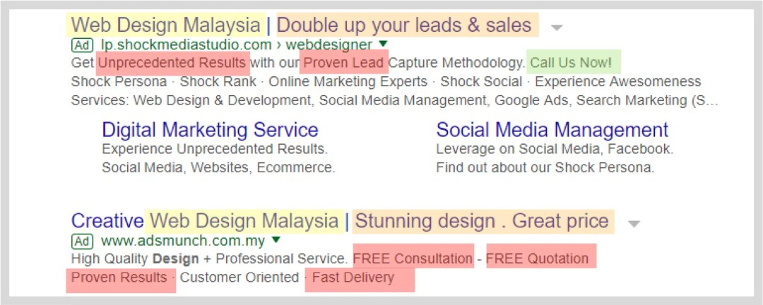 web-design-malaysia-keyword-google-ads-highlight