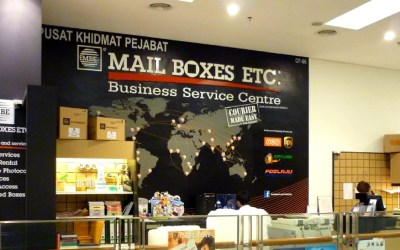 Business Opportunity Malaysia: Mail Boxes Etc Franchise