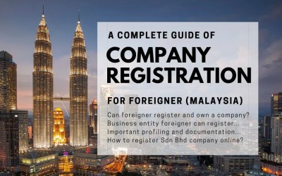 How to Register a Company in Malaysia for foreigner under 20 minutes (Online)
